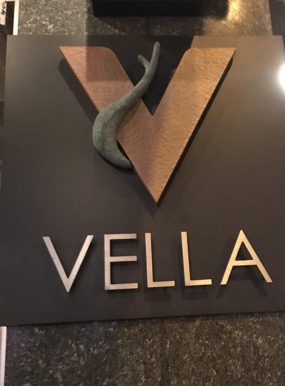 Vella, NYC