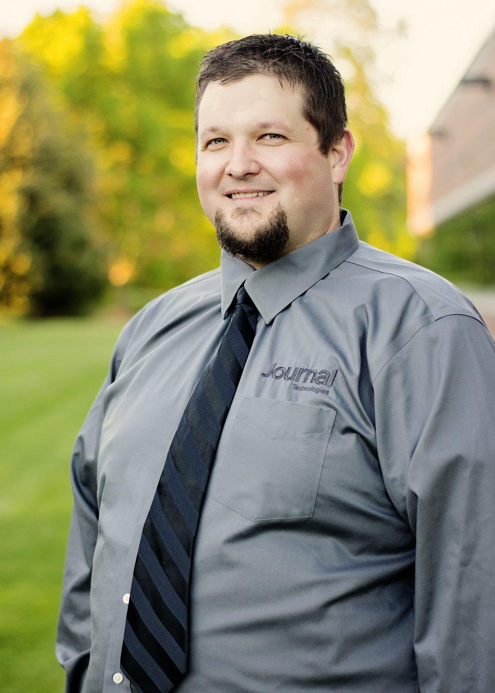 Trevor Larsen   Support Consultant