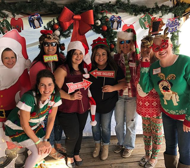 Merry Christmas and Happy Holidays from the Texas kids family. This weekend was amazing to see so many of our nurses and therapists celebrating with some great food and a great time! #pediatrictherapy #pediatricnurse #texaskids #christmasparty #hohoho