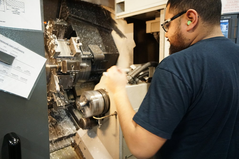 machine_shop_newberg_machine, CNC Machining, ARE mfg, advanced machining