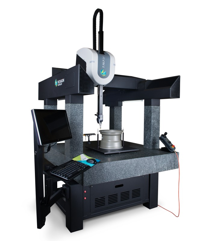 2016 Hexagon Metrology CMM Measuring Machine