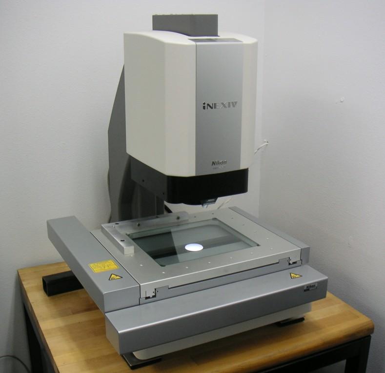 2009 Nikon iNexiv Video Measurement System