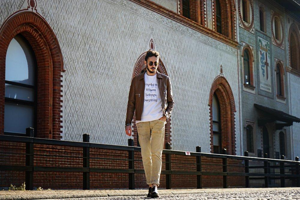 A day together with Nicola Ruscino in Castello Milano. mensfashion Blogger influencer David lundin topmodel-1.jpg