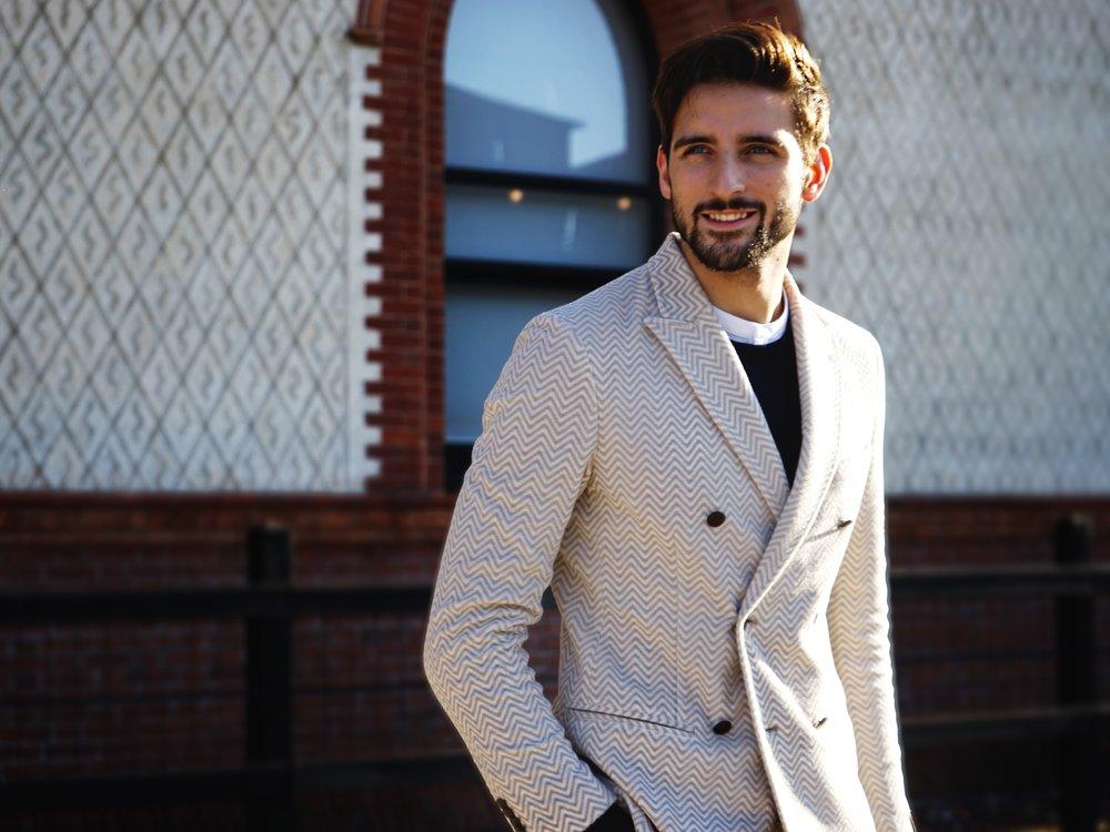 A day together with Nicola Ruscino in Castello Milano. mensfashion Blogger influencer David lundin topmodel-3.jpg
