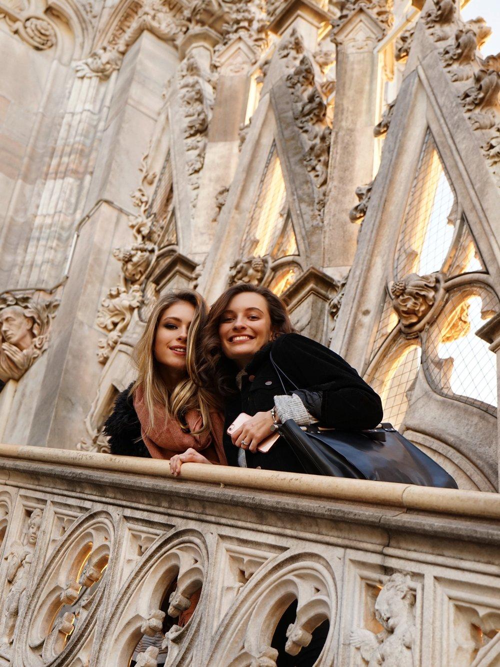 On Top Of Duomo next to the Clouds Model David topmodel lundin-04.jpg