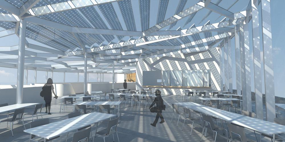 4th floor - Cafeteria
