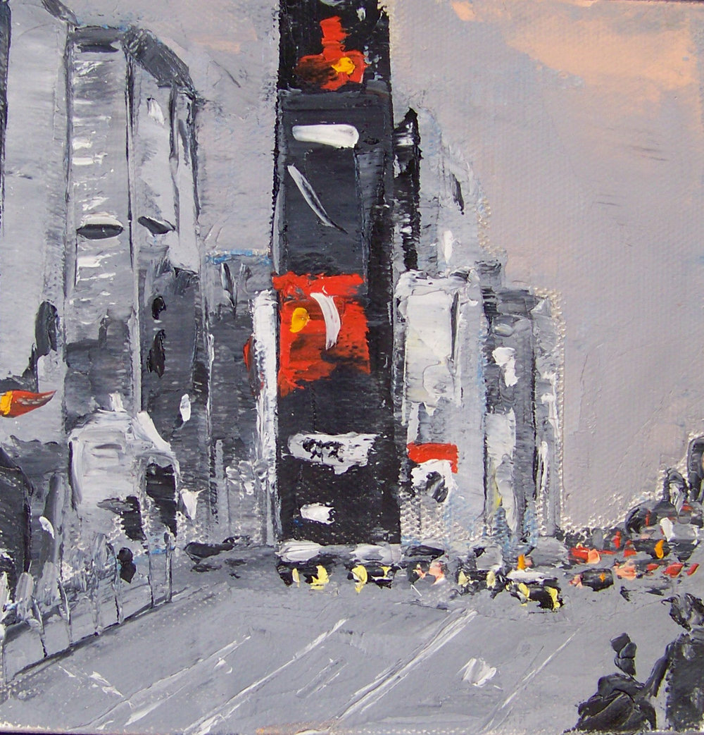 city 6, 6x6,oil, sold.jpg