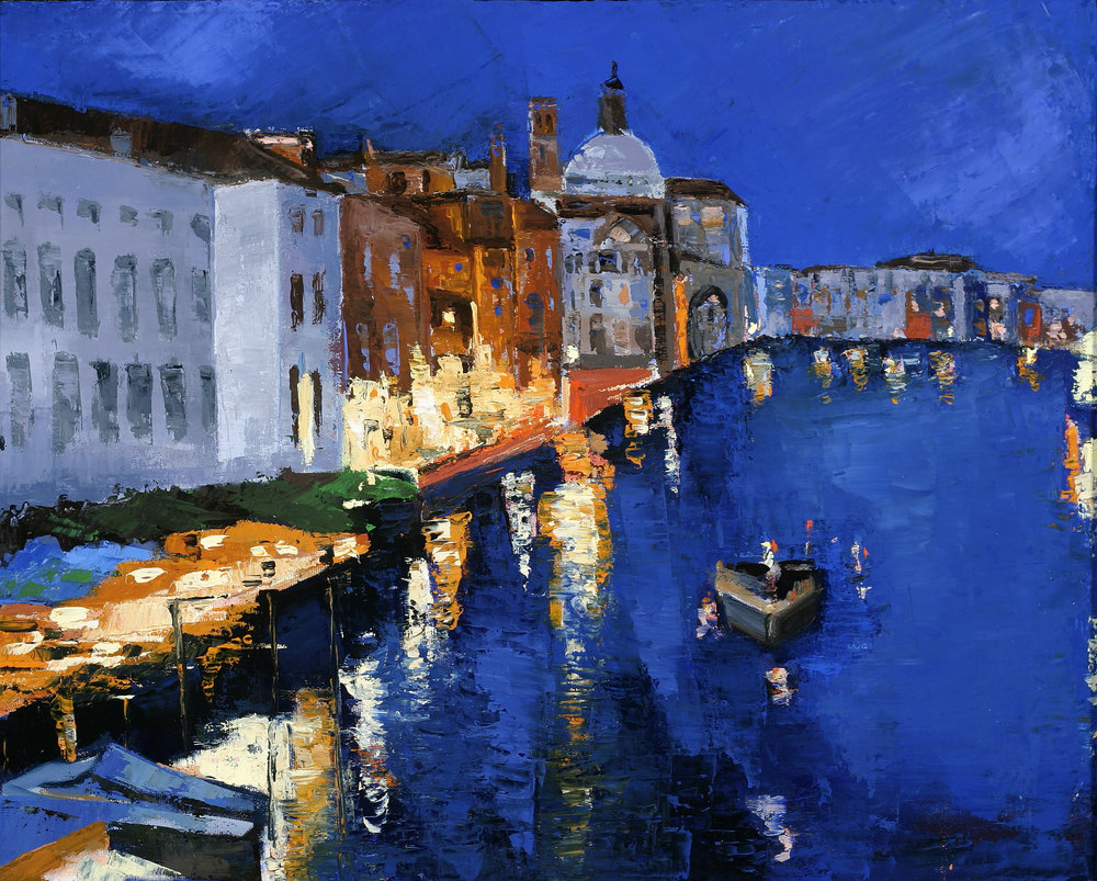 Blue Venice, 16x20inch, oil on canvas.jpg