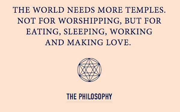 The alchemist of spaces @marcperidis believes that spaces should be designed and constructed with the same spirituality of temples, scared sites and historical monuments  to connect us to a deeper intelligence and allow us to function at a higher level of intensity. I second that and adore  his website which is full of tips on how to make your space more scared 🙏🏻🙏🏻🙏🏻 • • • • • #interiordesign #interiordesigner #interiors #interiorstyle #interiorstyling #interiordetails #homedecor #decoration #philosophy #interiordesignphilosophy #marcperidis #scaredspaces