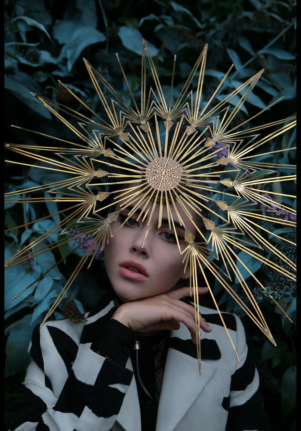 Art direction: Philip Treacy Photo: Kurtiss Lloyd