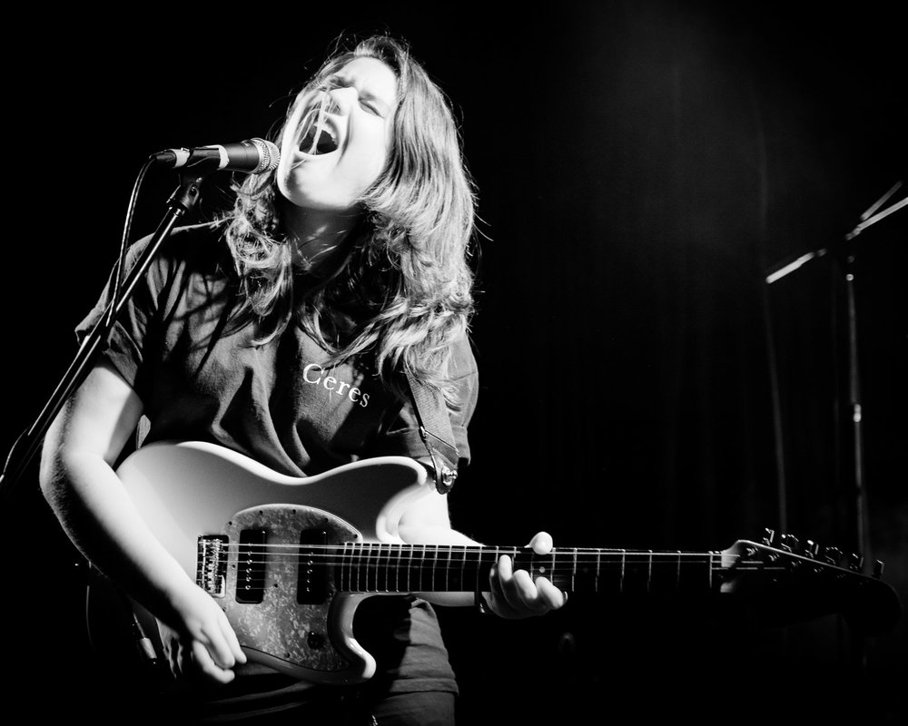 ELECTRIC LADY SHOWS - featuring, Alex Lahey, Ali Barter, Bec Sandridge, Gretta Ray, Jack River, Body Type and Rackett