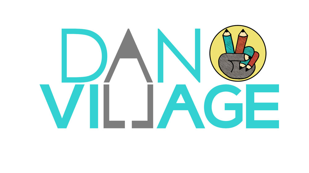 Danvillage Illustration