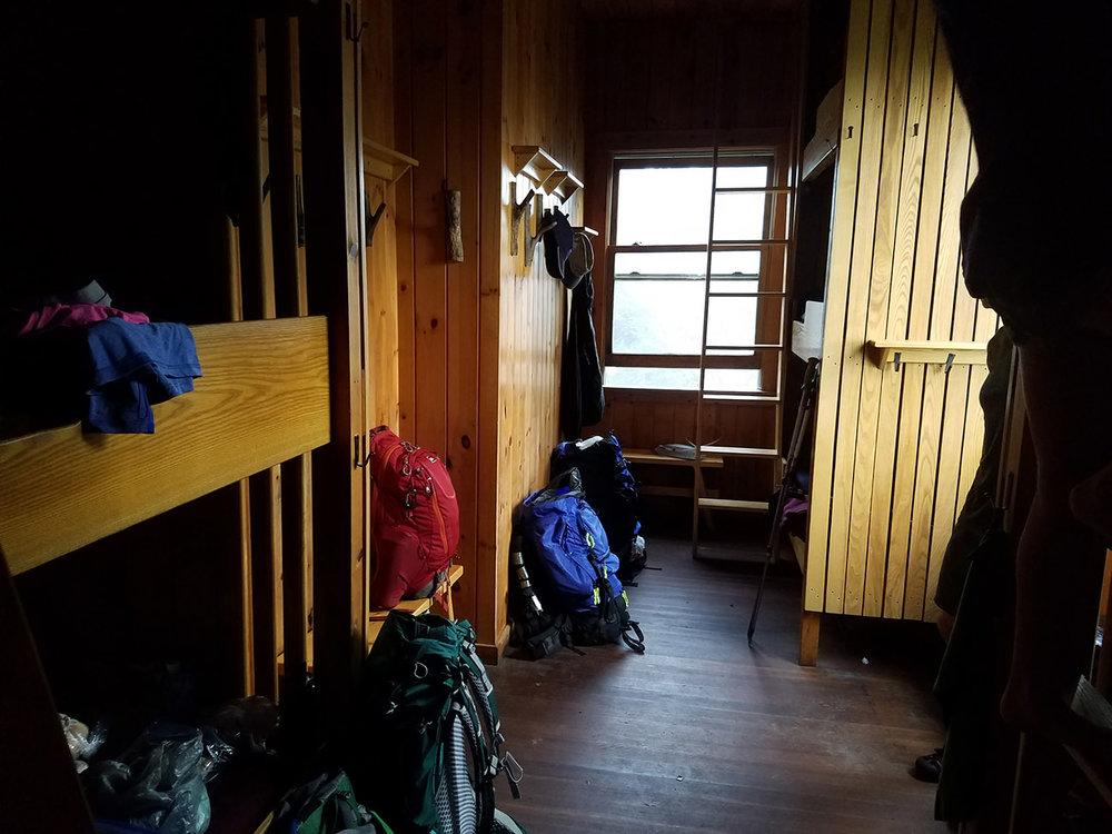 Galeheads Bunkroom