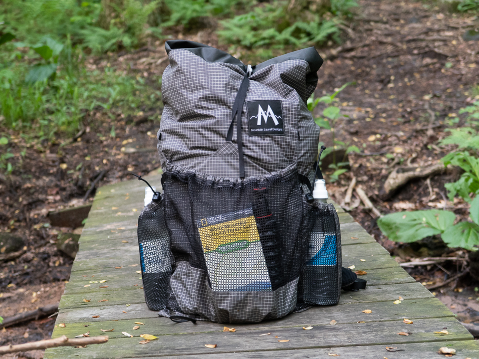 ultralight backpack