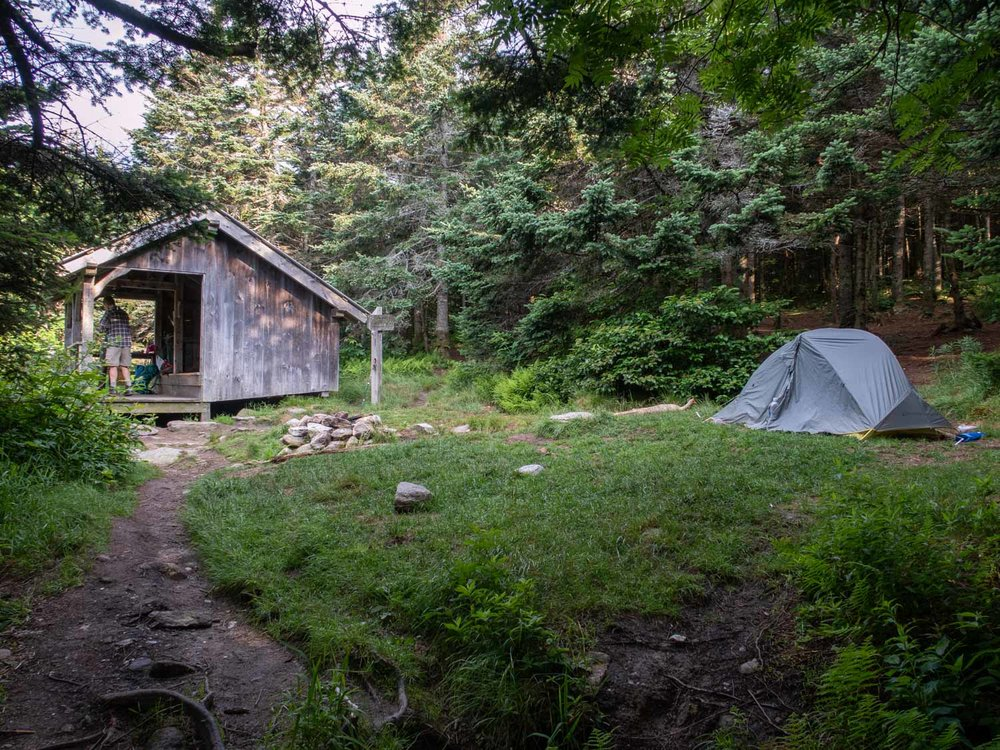 Long trail shelter and tent (1 of 1).jpg
