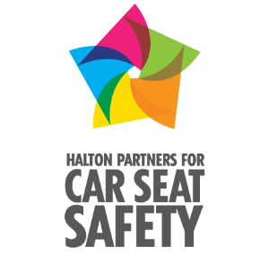 Halton Partners for Car Seat Safety logo