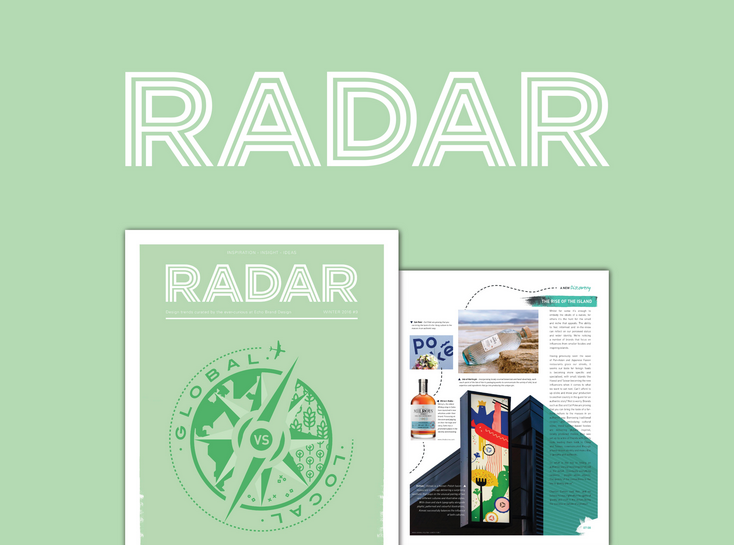 Radar Issuu - Global VS Local