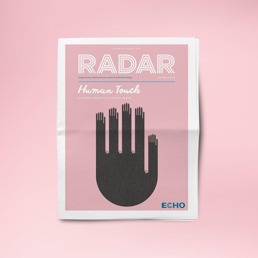 Radar publication - Human Touch