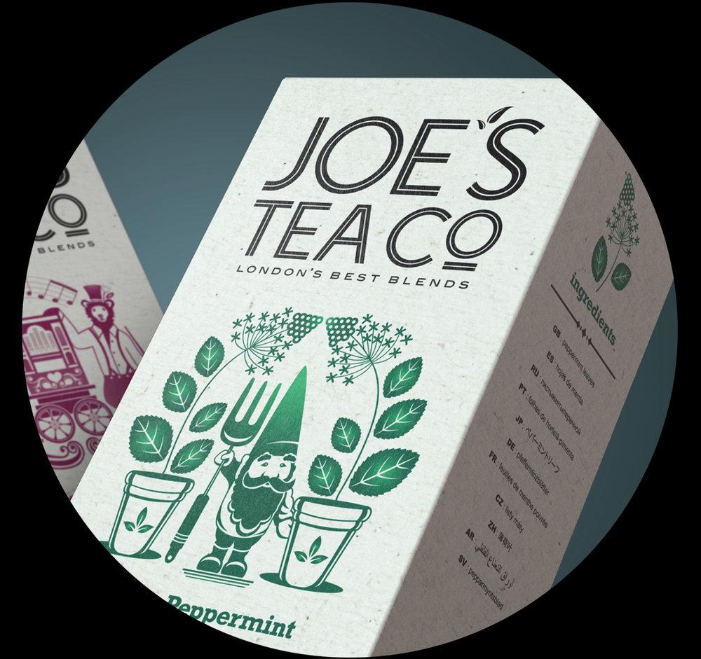 Copy of Joe's Tea case study