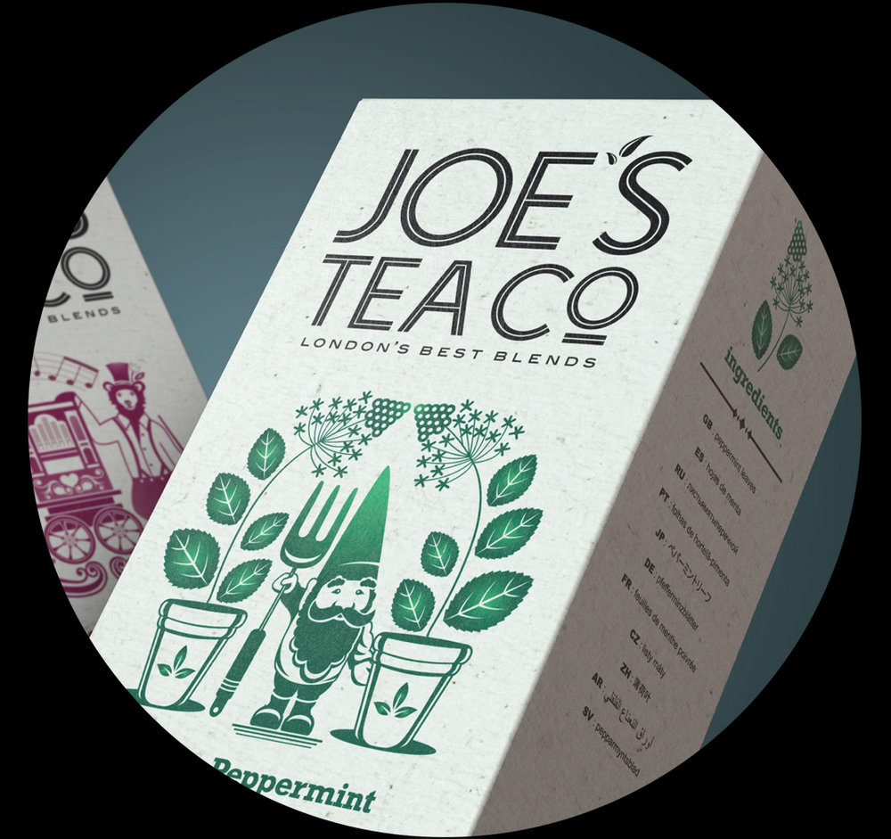 Joe's Tea case study