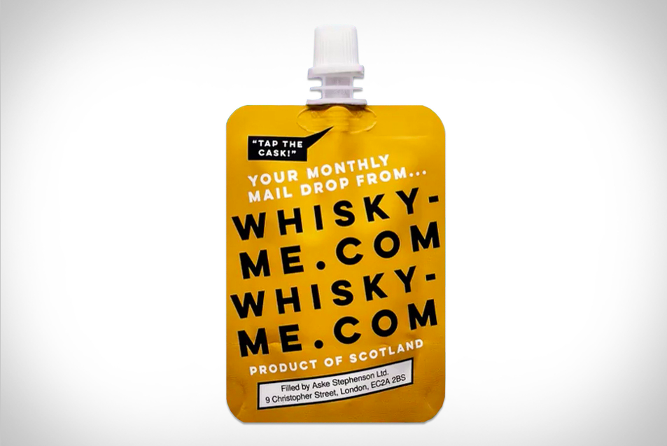 Whiskey Me pouch
