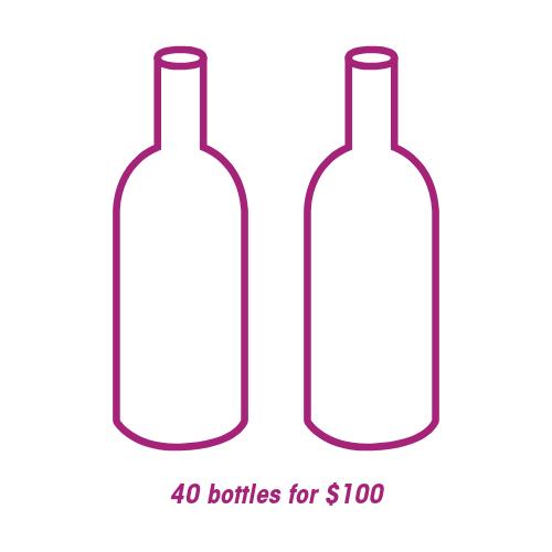 Instant Wine Cellar Raffle -