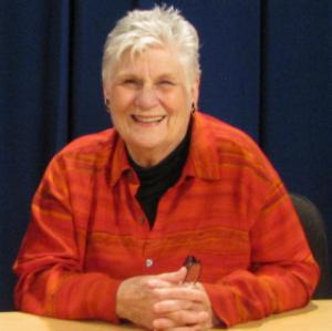 Ellouise Schoettler, November 2013