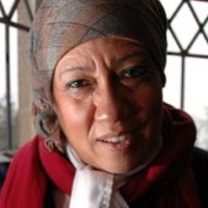 Ilene Evans, April 2014