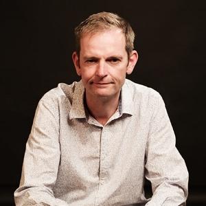 Daniel Morden, July 2016