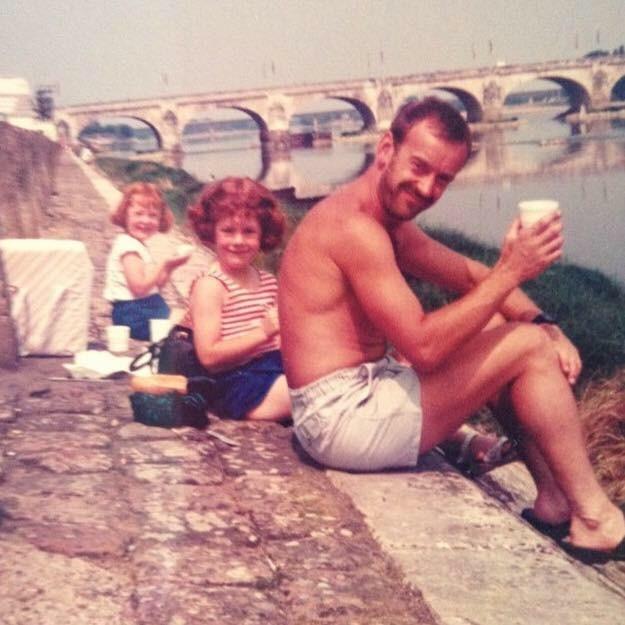 Happy memories and big hair