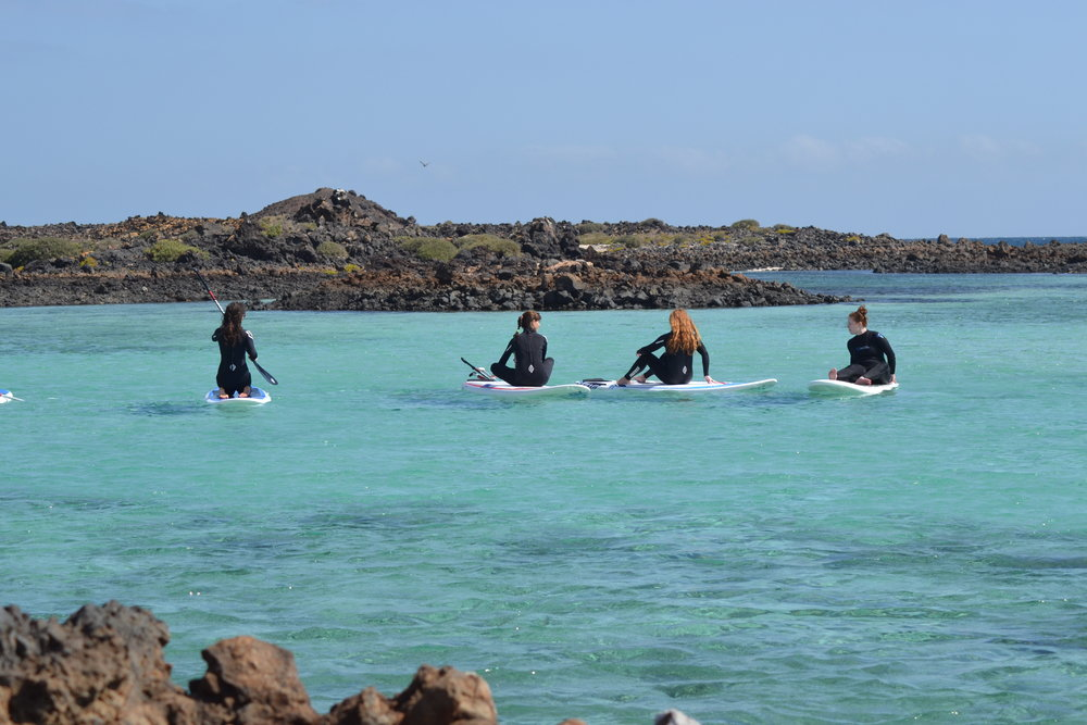 5 adventure sports to try on Fuerteventura