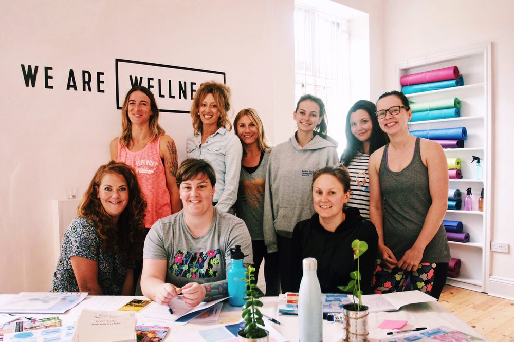 Make Your Dreams Reality workshop - We Are Wellness
