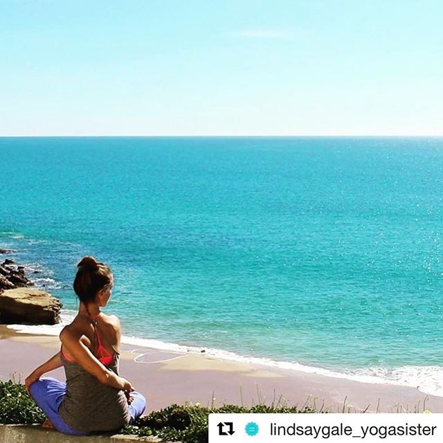"Great #mondaymotivation & wise words from the amazing @lindsaygale_yogasister ... taking this on board for sure! x #feedthegoodwolf .... #Repost @lindsaygale_yogasister with @get_repost ・・・ Beautiful blues... Saying goodbye to my folks and feeling blue, I recalled the story of the two wolves: A grandfather was teaching his grandchildren about life. He said to them, ""A fight is going on inside me. A terrible fight between two wolves. One wolf presents fear, anger, sorrow, regret, self pity, superiority and ego. The other stands for joy, peace, love, hope, empathy, truth and faith. This same fight is going on inside you and every other person too"". They thought about it for a minute and one child asked his grandfather, ""Which wolf will win?"" The grandfather simply replied, ""The one you feed"". #yogasister . . . . #yogalove #namaste #twowolves #yogajourney #practiceandalliscoming #onebreathatatime #yogamakesmehappy #yogaatthebeach #practiceyogachangeyourworld"