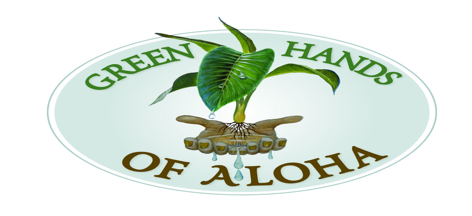 Green Hands of Aloha