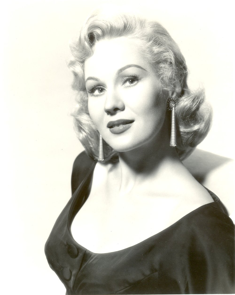 Virginia Mayo in  a series of publicity