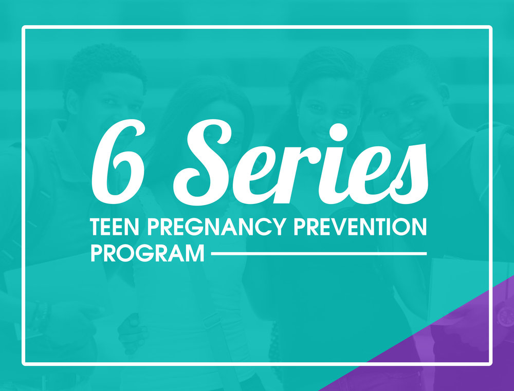 Program for girls ages 13-19 designed to bring awareness to teen pregnancy and preventive methods that encourage higher education and goal accomplishment.