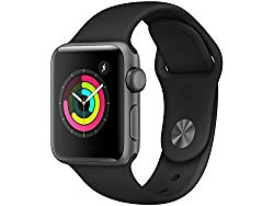 Apple watch 3rd Series    I LOVE using this watch during my shift to set reminders and use for time! its so easy to use! Shop   HERE!
