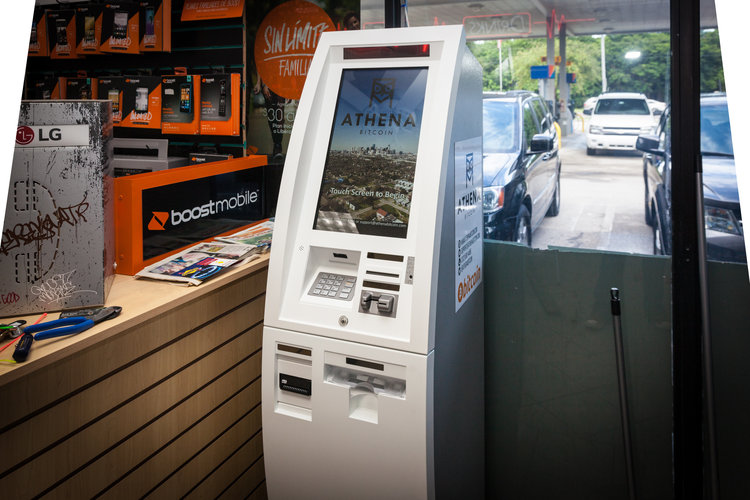 Another 2-way Bitcoin ATM in the Miami area.  Athena's 4th!