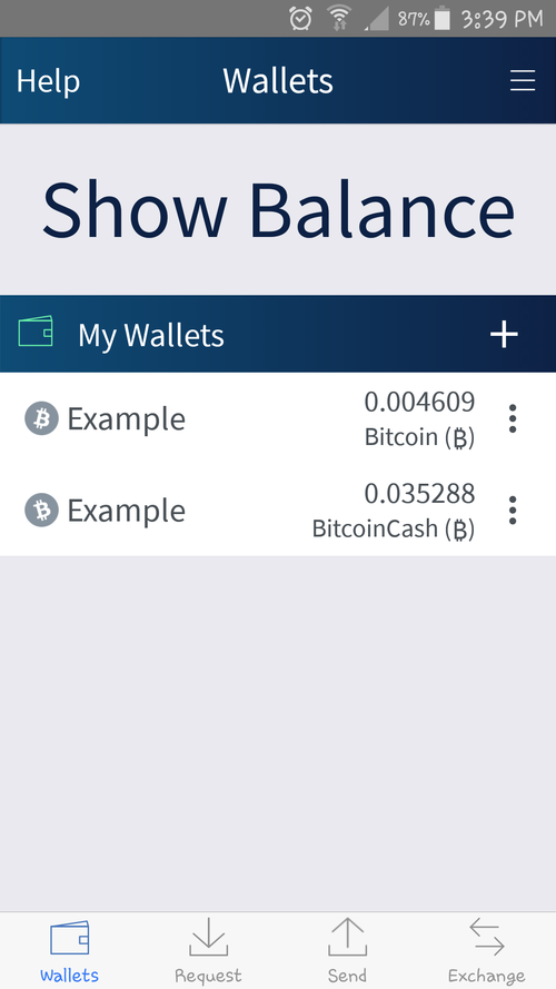 Its now far easier to extract your bitcoin cash with edge athena bitcoin and bitcoin cash wallets after a successful split ccuart Choice Image