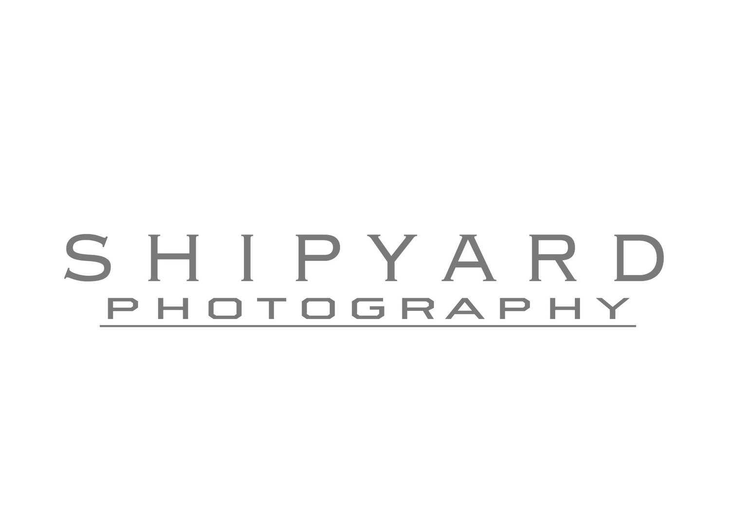 SHIPYARD PHOTOGRAPHY