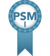 Professional Scrum Master I certified