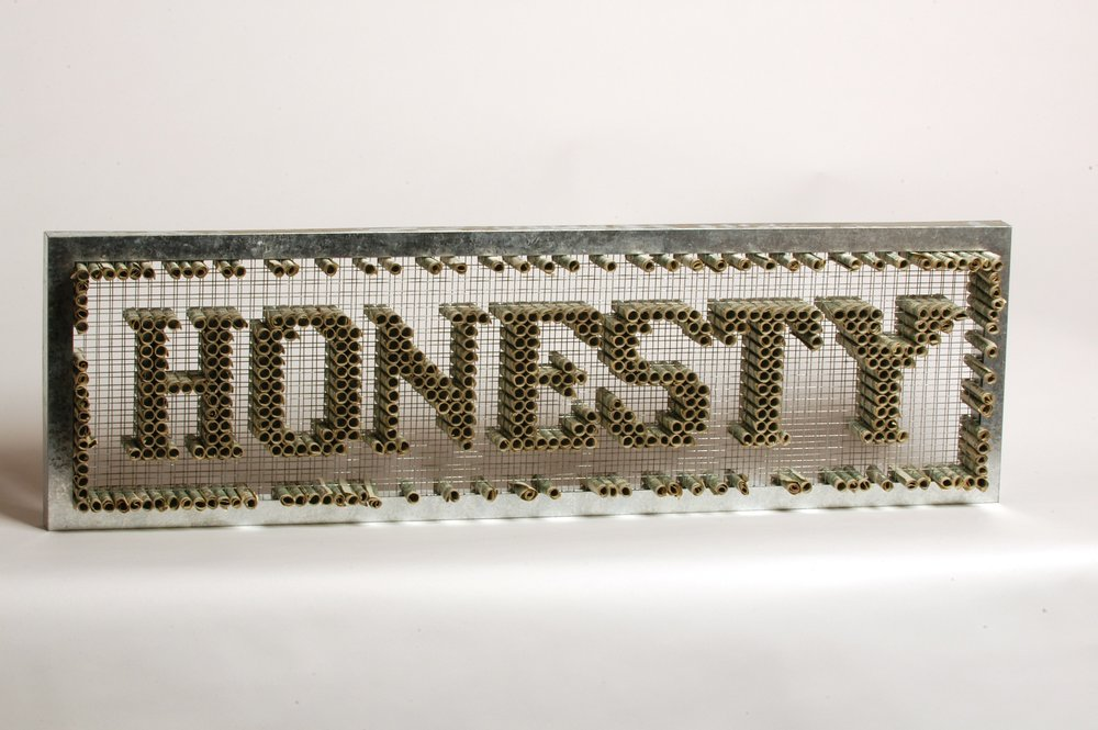 HONESTY after being exhibitied at the Minnesota State Fair, 2008
