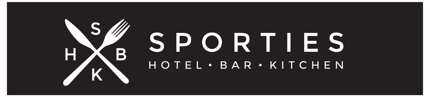 Sporties | Hotel ● Bar ● Kitchen