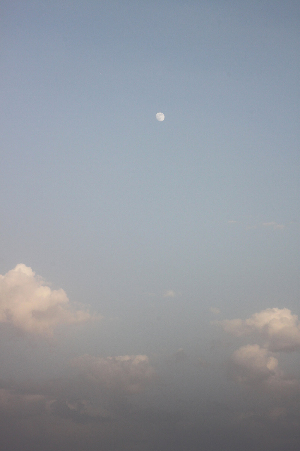 Bea Rue Professional Photographer Dreamy Painterly Moon in Blue Sky Clouds.jpg