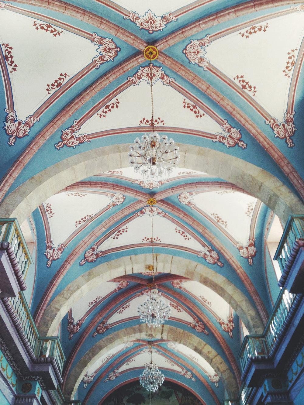 Bea Rue Professional Freelance Wedding Event Travel Photographer Hudson Valley NY Mexico Church Architecture.jpg