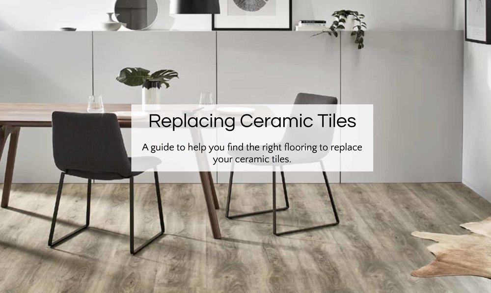 Wondering how easy it is to replace your old, cracked ceramic tiles? - DOWNLOAD our FREE Going Over Tiles Guide now!