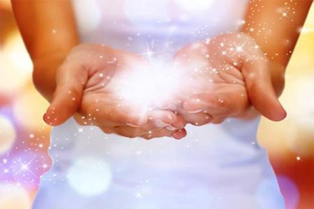reiki healing with gemstones