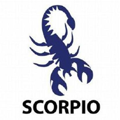 The Scorpion - October 23 - November 21