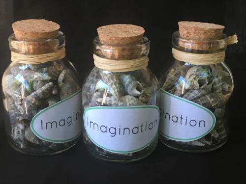 """Bottles of """"""""Imagination"""""""