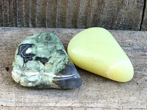 Serpentine - Stone of Kundalini